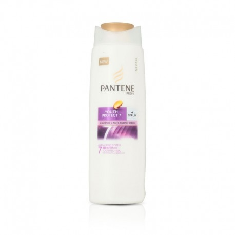 Шампоан PANTENE YOUTH PROTECT 7 - 400 мл.